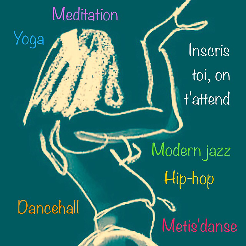 Essaie ton cours de danse!