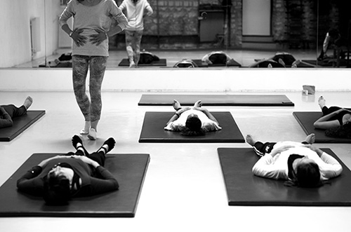 Animation entreprise yoga Paris