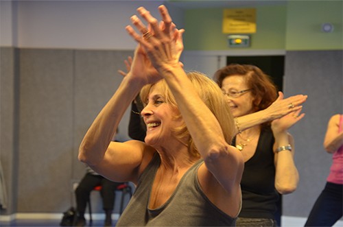 Cours danse senior Paris 5