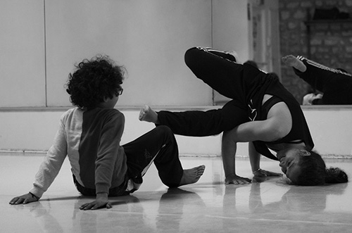 Hip-Hop enfant Paris 5