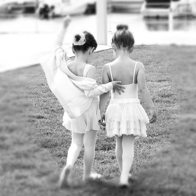Danse classique enfant Paris 5