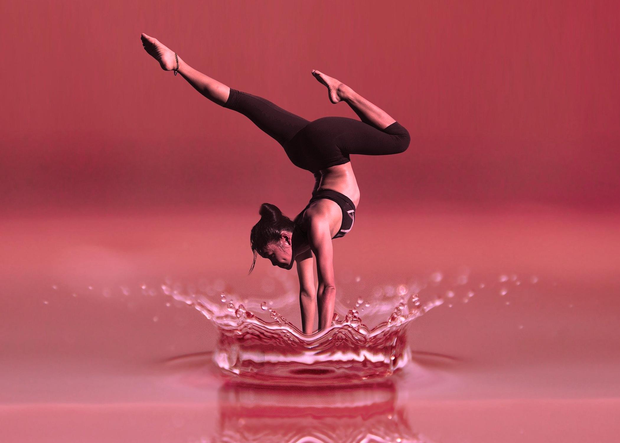 fondamentaux du yoga para la salsa