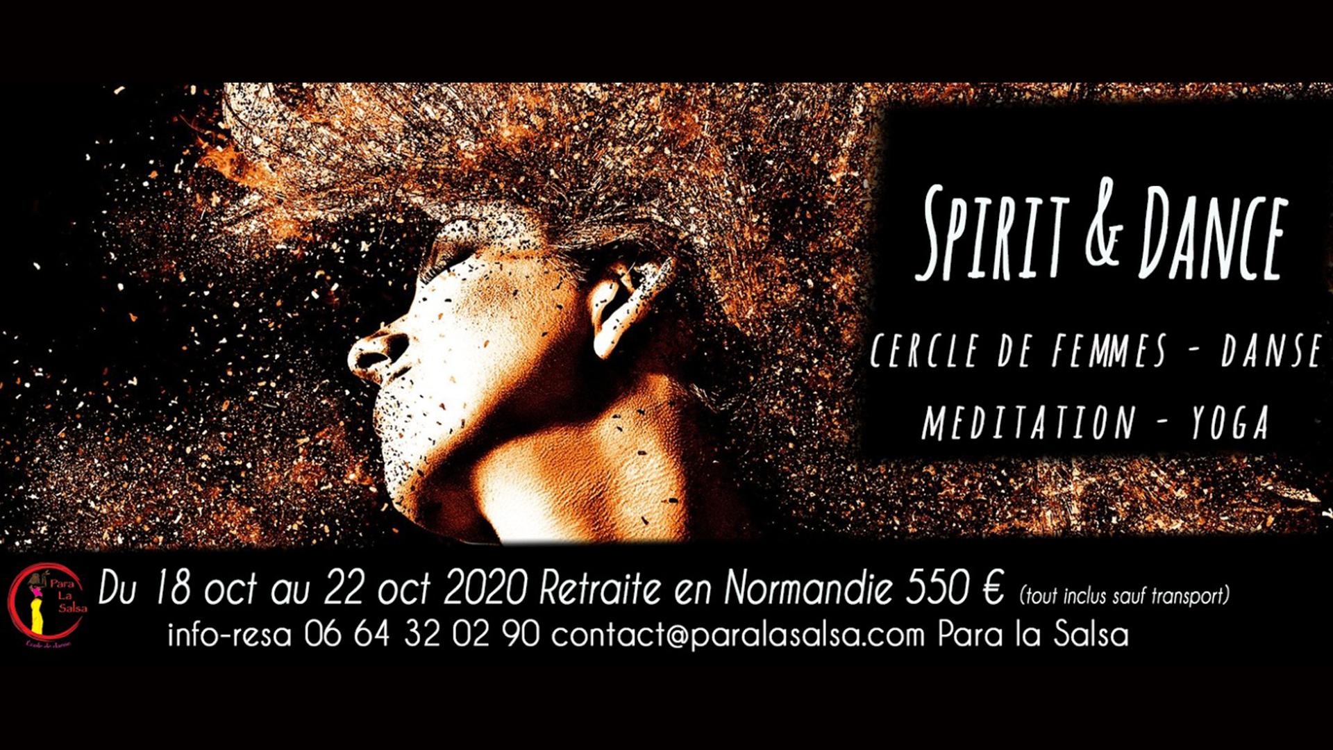 retraite spirituelle en Normandie