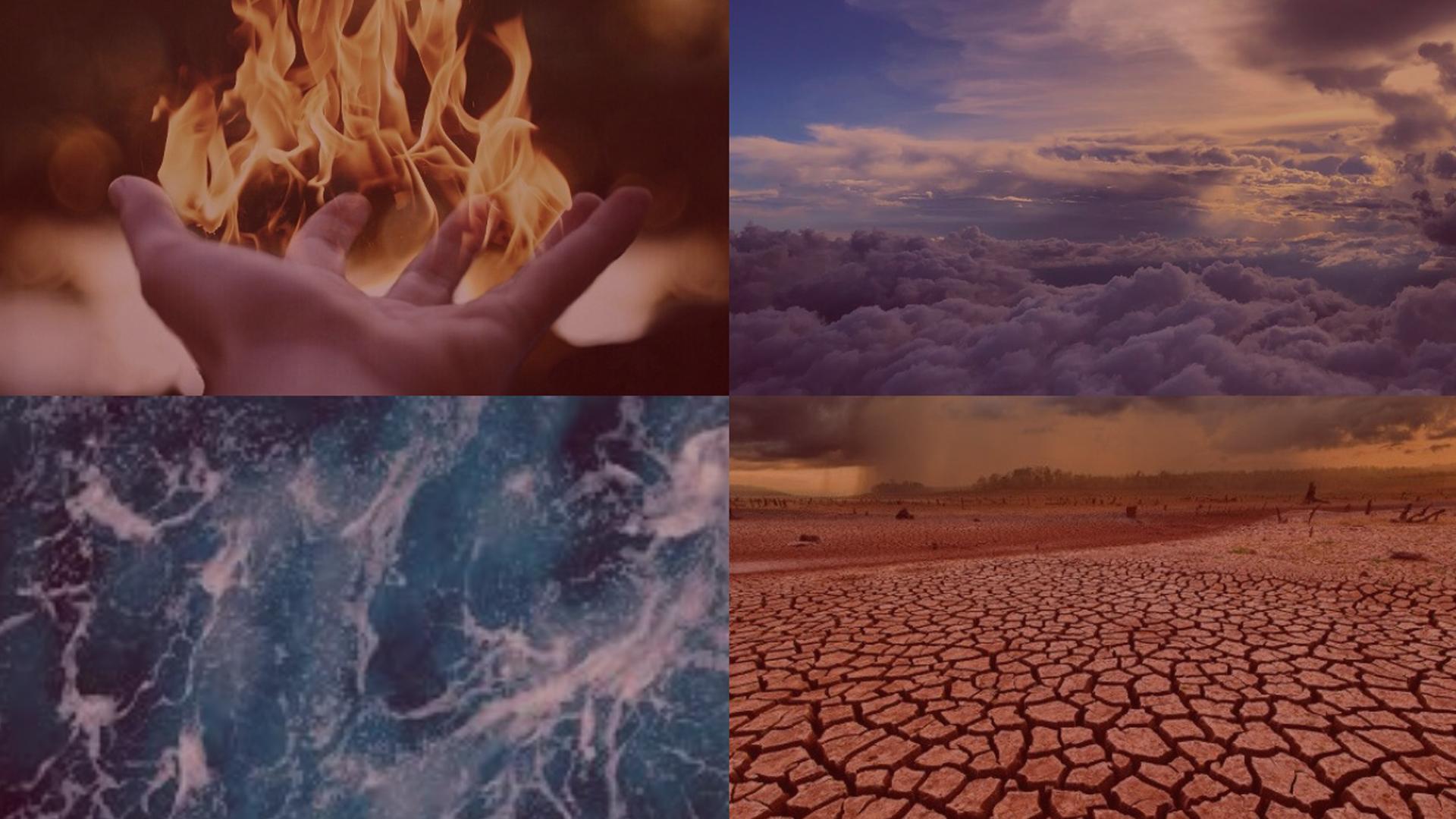 Les 4 éléments : Découvrez quels éléments vous êtes